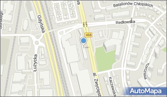 Online Ahead, al. Zwycięstwa 96/98, Gdynia 81-451 - Przedsiębiorstwo, Firma, NIP: 7393830190