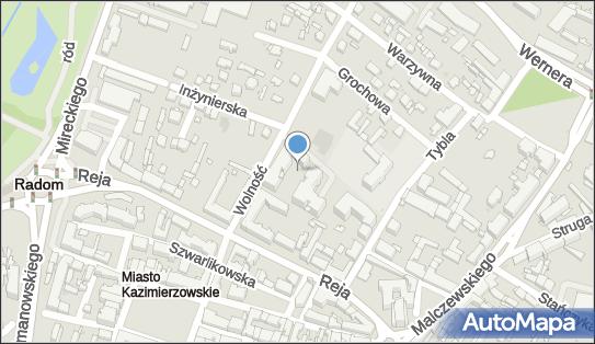 Orange Hill, ul. Wolność 8, Radom 26-600 - Przedsiębiorstwo, Firma, numer telefonu, NIP: 6631651158