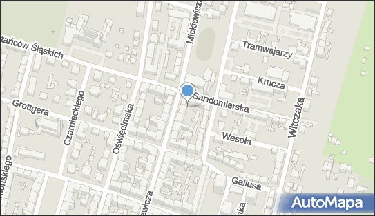 Orjan, ul. Adama Mickiewicza 38, Bytom 41-902 - Przedsiębiorstwo, Firma, NIP: 6262929823