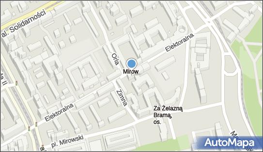 Osom, ul. Elektoralna 13, Warszawa 00-197 - Przedsiębiorstwo, Firma, numer telefonu, NIP: 5342481206