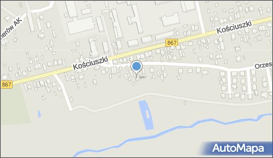 Ośrodek Szkolenia Kierowców Rondo 2, ul. Elizy Orzeszkowej 20 37-600 - Przedsiębiorstwo, Firma, numer telefonu, NIP: 7931424823