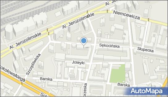 P H U, Sękocińska 11A, Warszawa 02-313 - Przedsiębiorstwo, Firma, NIP: 7132960367