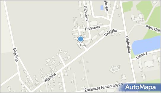 Paczóski Marek, Wiejska 2D, Sokołów Podlaski 08-300 - Przedsiębiorstwo, Firma, NIP: 8231656710
