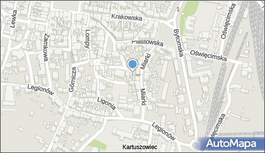 PAC, Kaczyniec 8, Tarnowskie Góry 42-600 - Przedsiębiorstwo, Firma, NIP: 6452429650