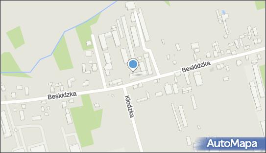 Państwowe Przedsiębiorstwo Wielobranżowe Agot, ul. Beskidzka 54 91-612 - Przedsiębiorstwo, Firma, numer telefonu, NIP: 7240003326