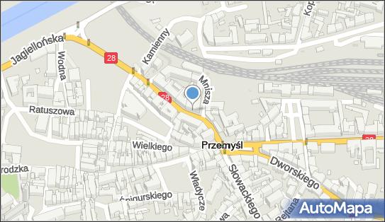 Paradise, Jagiellońska 6, Przemyśl 37-700 - Przedsiębiorstwo, Firma, NIP: 7950005211