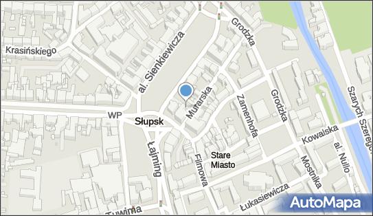 Parking Strzeżony Nocny, ul. Murarska NN, Słupsk 76-200 - Przedsiębiorstwo, Firma, NIP: 8391825972