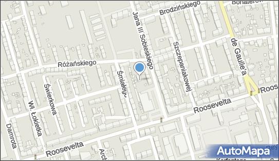 6482425881, Parking Strzeżony Tomasz Fatyga, Janina Fatyga
