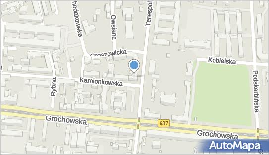 Payfreezer, Kamionkowska 51, Warszawa 03-812 - Przedsiębiorstwo, Firma, numer telefonu, NIP: 5222871347