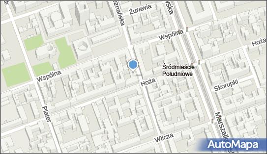 Pensjonat Odyseja Agata Przybylska, ul. Poznańska 21, Warszawa 00-685 - Przedsiębiorstwo, Firma, NIP: 8882341686