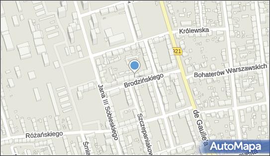 PHU Astra, ul. Kazimierza Brodzińskiego 7A, Zabrze 41-800 - Przedsiębiorstwo, Firma, numer telefonu, NIP: 2220238259