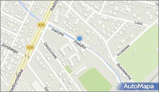 PHU Esco, T. Piecyka 29, Warszawa 03-673 - Przedsiębiorstwo, Firma, godziny otwarcia, numer telefonu