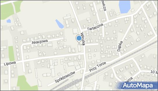 PHU Kaszub, Wilczka 7, Luzino 84-242 - Przedsiębiorstwo, Firma, numer telefonu, NIP: 5272676211