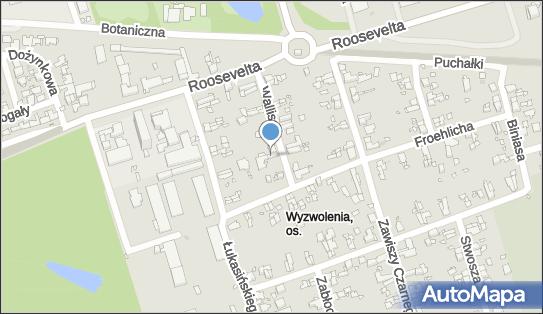 PHU Transport, ul. Łukasza Wallisa 15, Zabrze 41-800 - Przedsiębiorstwo, Firma, NIP: 6481031565