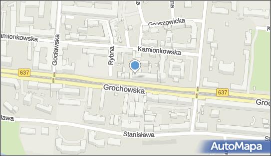Piekarnia, ul. Grochowska 284/286, Warszawa 03-841 - Przedsiębiorstwo, Firma, numer telefonu, NIP: 1130043250
