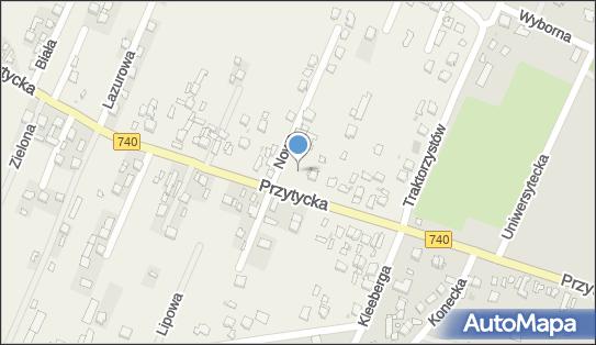 Pio - Mont Sławomir Piorun, ul. Przytycka 96, Wacyn 26-600 - Przedsiębiorstwo, Firma, NIP: 7960005448