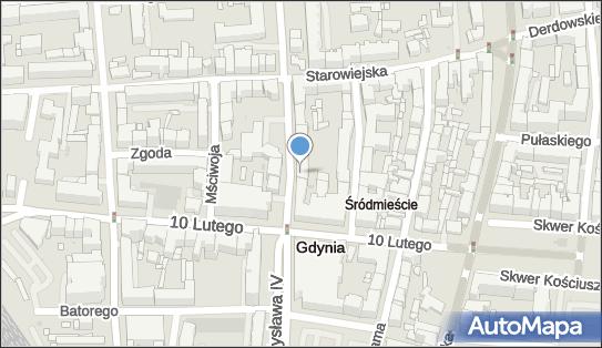 Plimsoll Zaopatrzenie Statków, ul. Władysława IV 23, Gdynia 81-358 - Przedsiębiorstwo, Firma, NIP: 5861005450