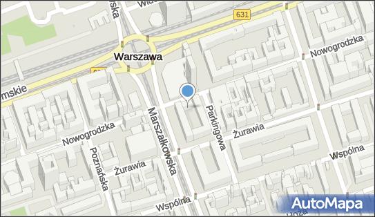 Point Spot, Nowogrodzka 31, Warszawa 00-511 - Przedsiębiorstwo, Firma, numer telefonu, NIP: 7010361482