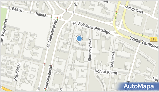 Pomorska Agencja Finansowa, Staromłyńska 7a, Szczecin 70-561 - Przedsiębiorstwo, Firma, NIP: 9671045684