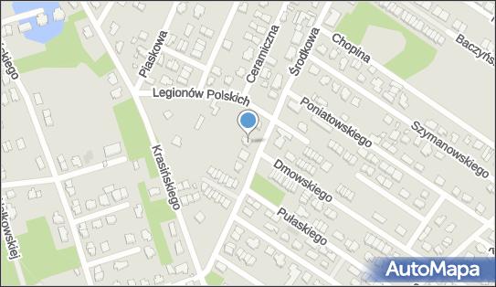 POSline Magdalena Liszcz, Środkowa 11, Marki 05-270 - Przedsiębiorstwo, Firma, NIP: 1130618242