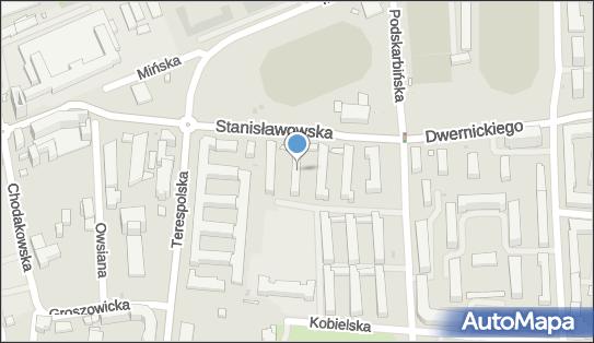 Pośrednictwo Ubezpieczeniowe, Stanisławowska 7, Warszawa 03-832 - Przedsiębiorstwo, Firma, NIP: 1131302765