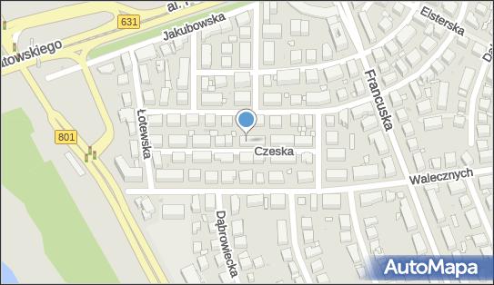 Pośrednictwo Ubezpieczeniowe, ul. Czeska 13, Warszawa 00-978 - Przedsiębiorstwo, Firma, NIP: 8391081690