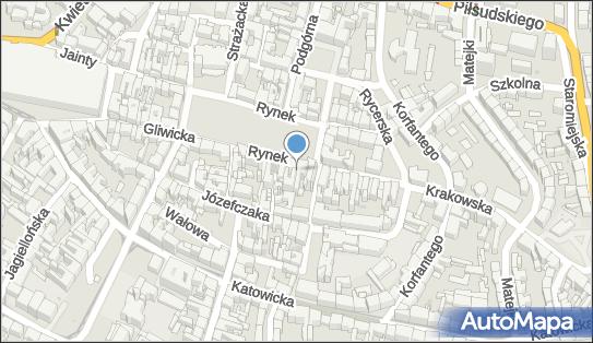 Powiatowy Inspektorat Nadzoru Budowlanego w Bytomiu, Rynek 20 41-902 - Przedsiębiorstwo, Firma, numer telefonu, NIP: 6262559533