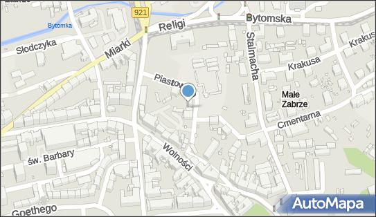 Powiatowy Inspektorat Nadzoru Budowlanego w Zabrzu, Piastowska 10 41-800 - Przedsiębiorstwo, Firma, numer telefonu, NIP: 6482312361