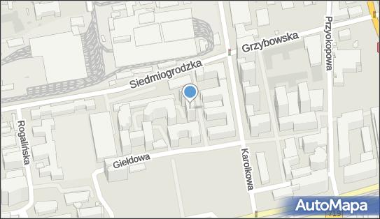 Pracownia Protetyczna Ab Ceramik Alina Banach, ul. Giełdowa 4D 01-211 - Przedsiębiorstwo, Firma, NIP: 8891124250