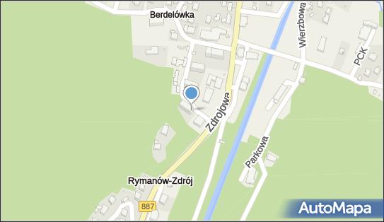 Praktyka Lekarska, ul. Zdrojowa 44, Rymanów-Zdrój 38-481 - Przedsiębiorstwo, Firma, NIP: 6841292725