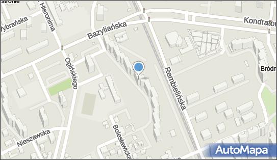 Pro Staff-Styl Grażyna Skrzeczyńska, Rembielińska 19, Warszawa 03-352 - Przedsiębiorstwo, Firma, NIP: 5240013909