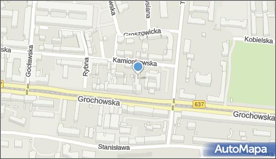 Prodax, Grochowska 278, Warszawa 03-841 - Przedsiębiorstwo, Firma, numer telefonu, NIP: 5252302269