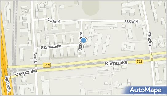 Profesionalne Studio Paznokci, ul. Sebastiana Klonowicza 2 01-342 - Przedsiębiorstwo, Firma, numer telefonu, NIP: 5272587140