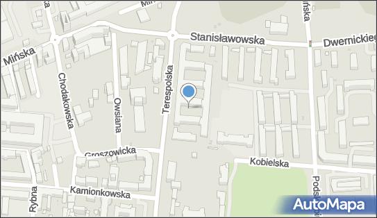 Prometeo, Terespolska 2, Warszawa 03-813 - Przedsiębiorstwo, Firma, NIP: 1132854969