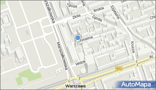 Promotion Ets w Likwidacji, ul. Chmielna 35, Warszawa 00-021 - Przedsiębiorstwo, Firma, NIP: 5272432029