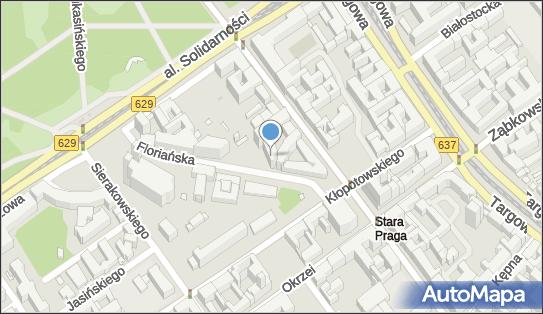 Prospect Hire, Floriańska 6, Warszawa 03-707 - Przedsiębiorstwo, Firma, NIP: 1132789433
