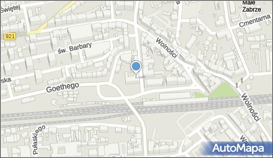 Prywatne Przedsiębiorstwa Usług Transportowych Tele Taxi Centrum 41-800 - Przedsiębiorstwo, Firma, numer telefonu, NIP: 6482033460