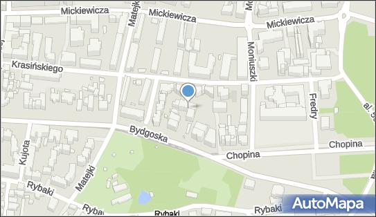 Prywatny Gabinet Chirurgiczny, ul. Bydgoska 12, Toruń 87-100 - Przedsiębiorstwo, Firma, numer telefonu, NIP: 9561241898
