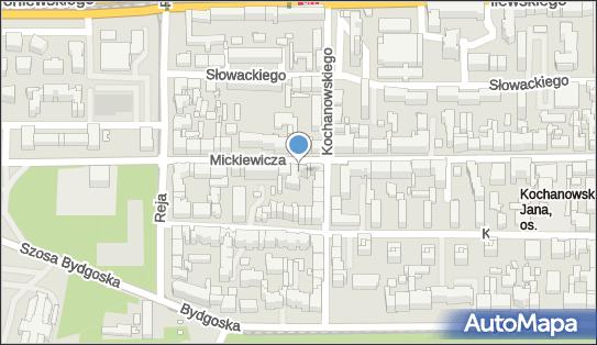 Prywatny Gabinet Ginekologiczny, ul. Adama Mickiewicza 103, Toruń 87-100 - Przedsiębiorstwo, Firma, numer telefonu, NIP: 8791512573