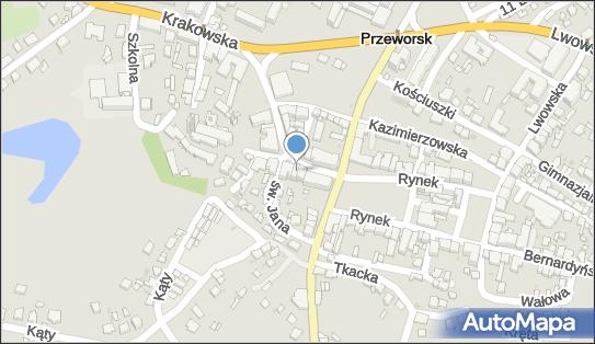 Prywatny Gabinet Lekarski Jerzy Błażejewski, Przeworsk 37-200 - Przedsiębiorstwo, Firma, numer telefonu, NIP: 7941189217