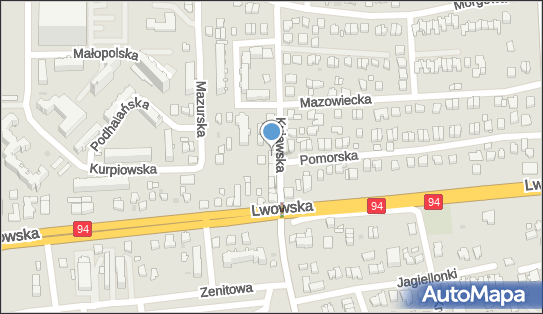Prywatny Gabinet Lekarski Lek.Med.Dariusz Mazurczak, ul. Kujawska 5 35-323 - Przedsiębiorstwo, Firma, NIP: 8132107012