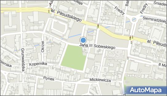Prywatny Gabinet Lekarski Lek Med, ul. Jana III Sobieskiego 14 35-002 - Przedsiębiorstwo, Firma, NIP: 9590184045