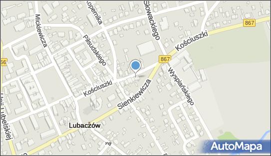 Prywatny Gabinet Lekarski, ul. Tadeusza Kościuszki 16, Lubaczów 37-600 - Przedsiębiorstwo, Firma, NIP: 7931141410