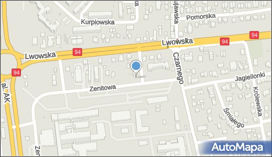 Prywatny Gabinet Lekarski, ul. Zenitowa 15, Rzeszów 35-301 - Przedsiębiorstwo, Firma, NIP: 8131753603