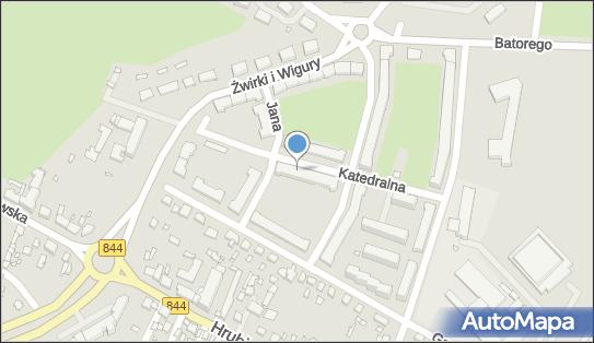 Przedsiębiorstwo, Firma, ul. Katedralna 13, Chełm 22-100 - Przedsiębiorstwo, Firma, NIP: 5632079323