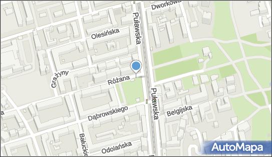 Przedsiębiorstwo, Firma, ul. Różana 1, Warszawa 02-548 - Przedsiębiorstwo, Firma, NIP: 5222771031