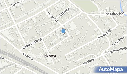 Przedsiębiorstwo, Firma, ul. Augusta Lewakowskiego 21, Krosno 38-400 - Przedsiębiorstwo, Firma, NIP: 6841031999