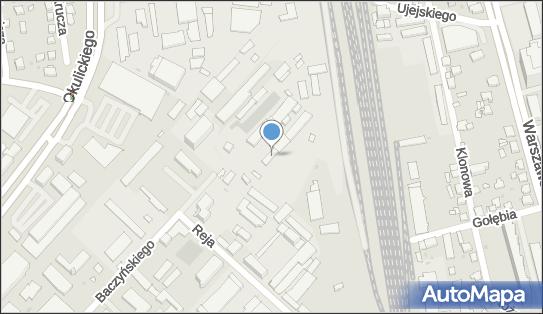 Przedsiębiorstwo Geodezyjno Kartograficzne Geomiar Rzeszów 35-210 - Przedsiębiorstwo, Firma, numer telefonu, NIP: 8132414866