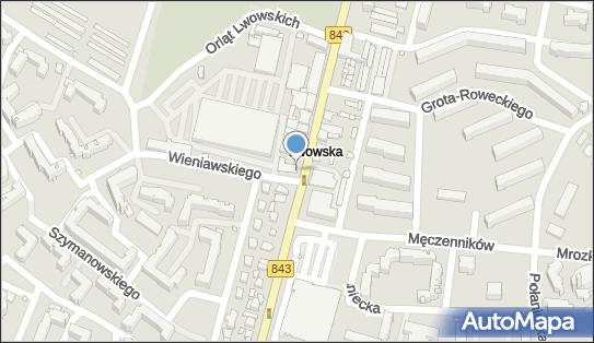 Przedsiębiorstwo Handlowe Domstyl, Lwowska 32, Chełm 22-100 - Przedsiębiorstwo, Firma, NIP: 5631154867
