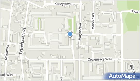 Przedsiębiorstwo Handlowe, Złotnicza 6, Łódź 91-836 - Przedsiębiorstwo, Firma, NIP: 7261238307